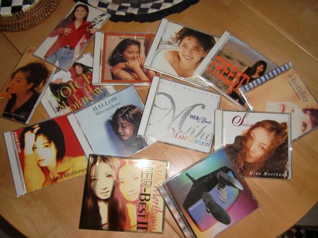 My Morikawa Miho collection