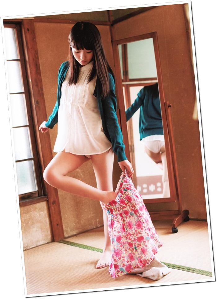 Ogino Karin first shashinshuu Seishun~Dainishou (10)