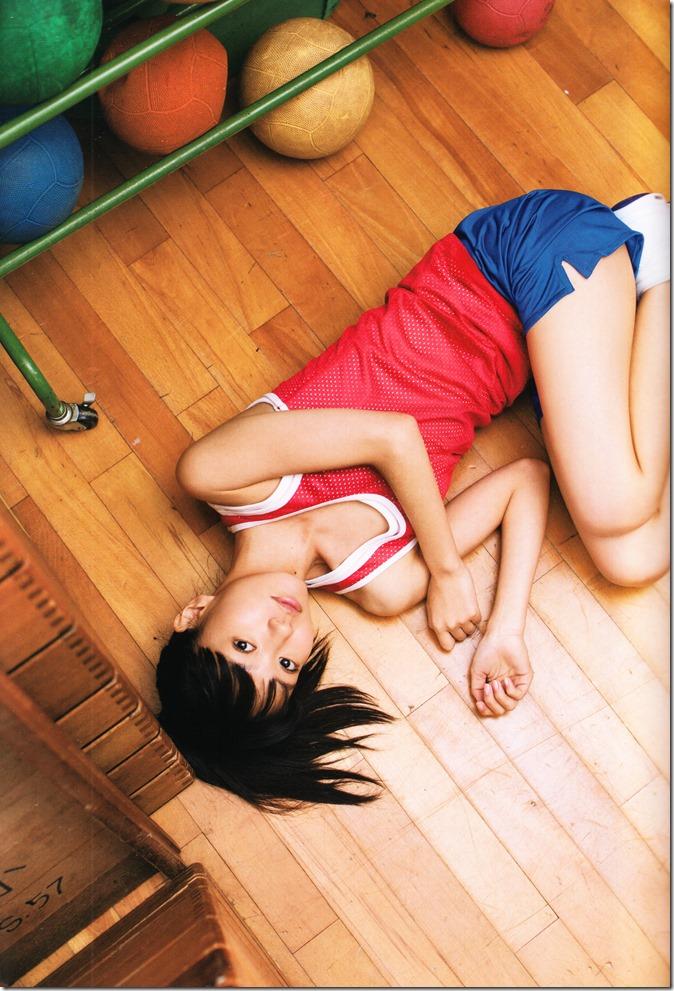 Ogino Karin first shashinshuu Seishun~Dainishou (7)