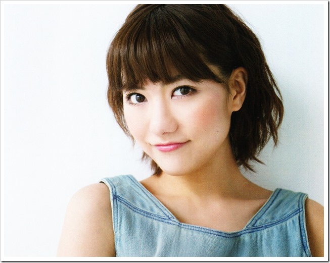 AKB48 Sosenkyo Official Guide Book 2014 (18)