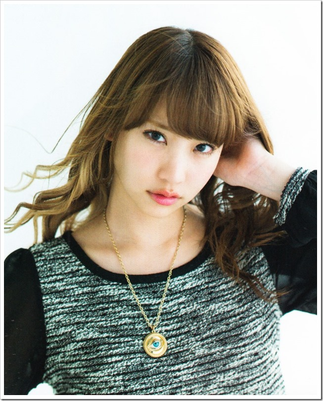 AKB48 Sosenkyo Official Guide Book 2014 (20)