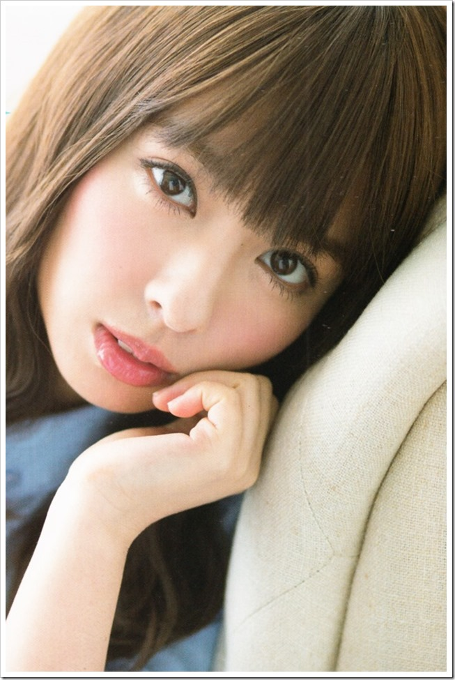 AKB48 Sosenkyo Official Guide Book 2014 (23)