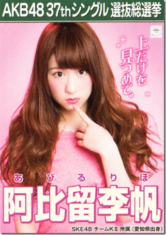 AKB48 Sosenkyo Official Guide Book 2014 (33)