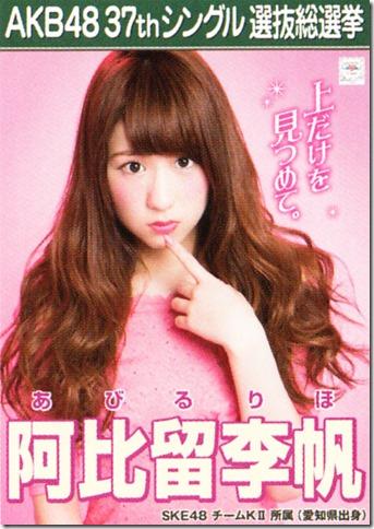 AKB48 Sosenkyo Official Guide Book 2014 (33)