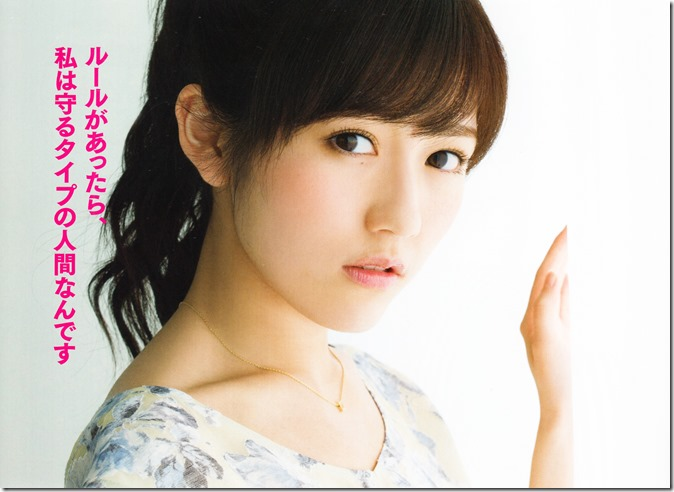 AKB48 Sosenkyo Official Guide Book 2014 (7)
