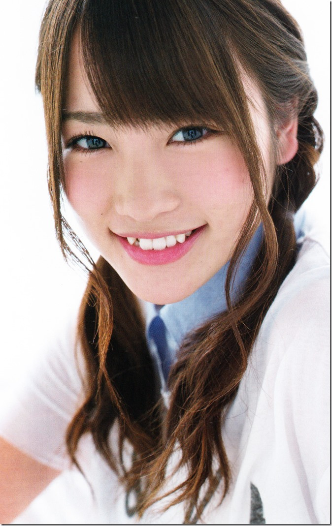 AKB48 Sosenkyo Official Guide Book 2014 (9)