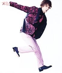 ARASHI Daremo shiranai LE jacket scans (3)