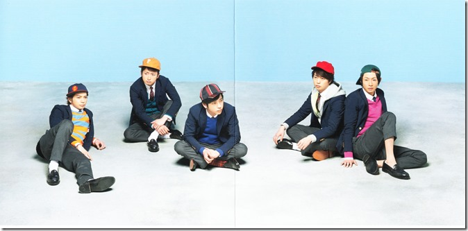 ARASHI GUTS! RE jacket scans (2)