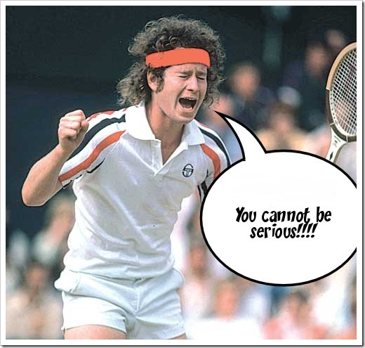 Johnny Mac says....