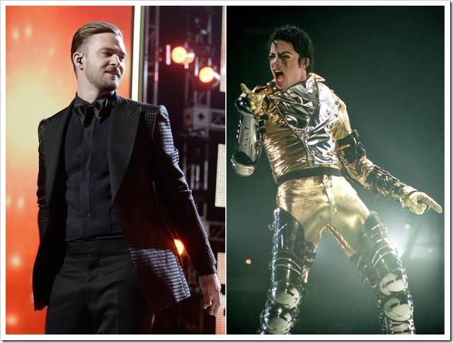 Justin Timberlake x Michael Jackson