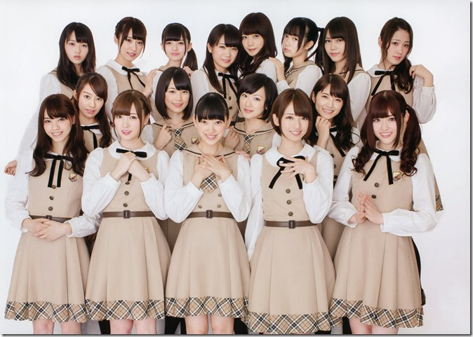 Nikkei Entertainment! Next major Idol Special Nogizaka 46 (2)