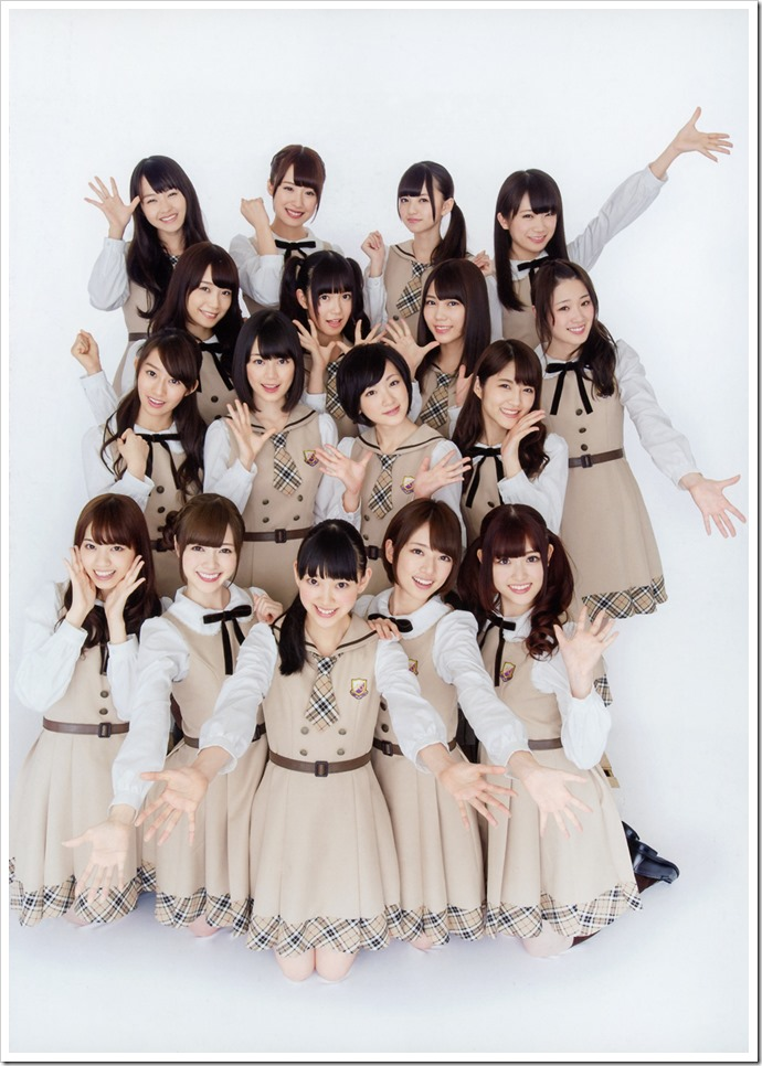 Nikkei Entertainment! Next major Idol Special Nogizaka 46 (4)