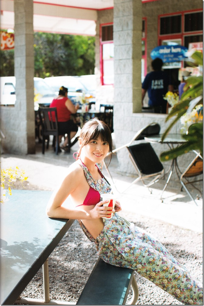 Yajima Maimi Pure Eyes shashinshuu (23)
