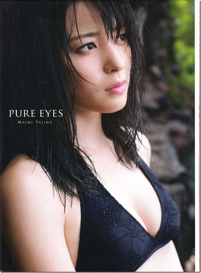 Yajima Maimi Pure Eyes shashinshuu (2)