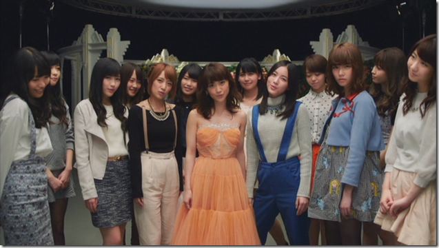 AKB48 in Kyou made no melody (47)