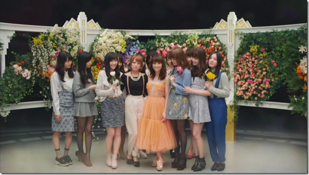 AKB48 in Kyou made no melody (68)