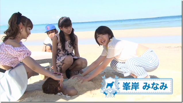 AKB48 in Labrador Retriever making of (sequel) (2)
