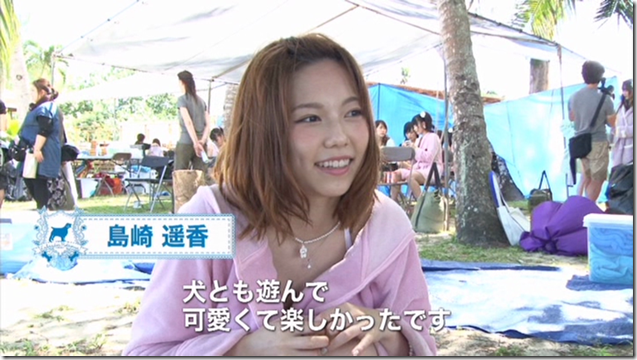 AKB48 in Labrador Retriever making of (sequel) (32)