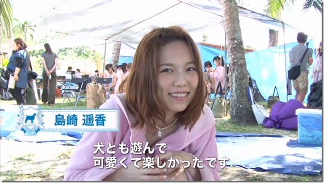 AKB48 in Labrador Retriever making of (sequel) (33)