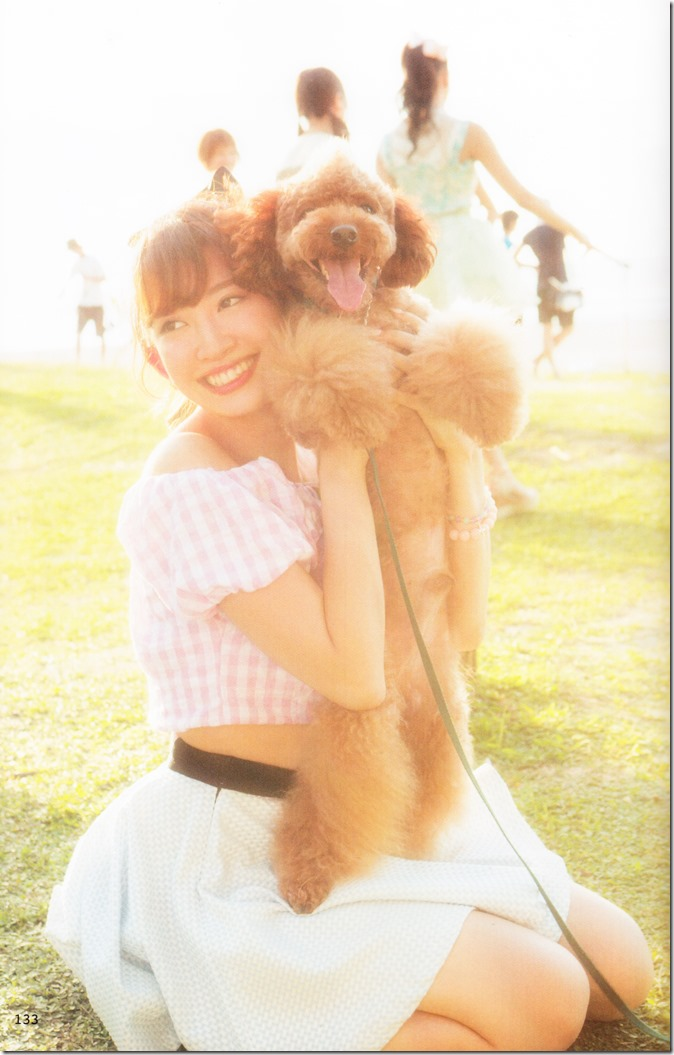AKB48 no inu kyodai mook (109)
