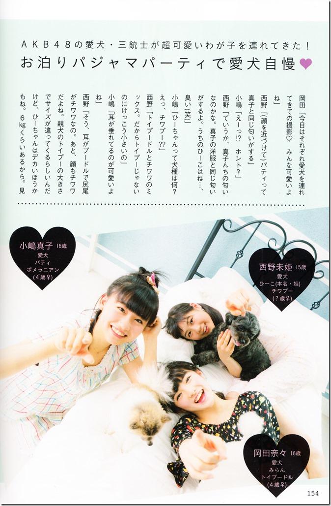 AKB48 no inu kyodai mook (127)