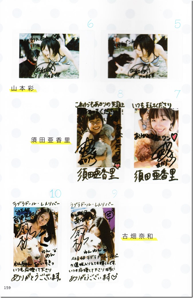 AKB48 no inu kyodai mook (132)