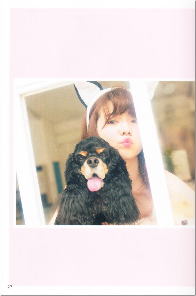 AKB48 no inu kyodai mook (20)