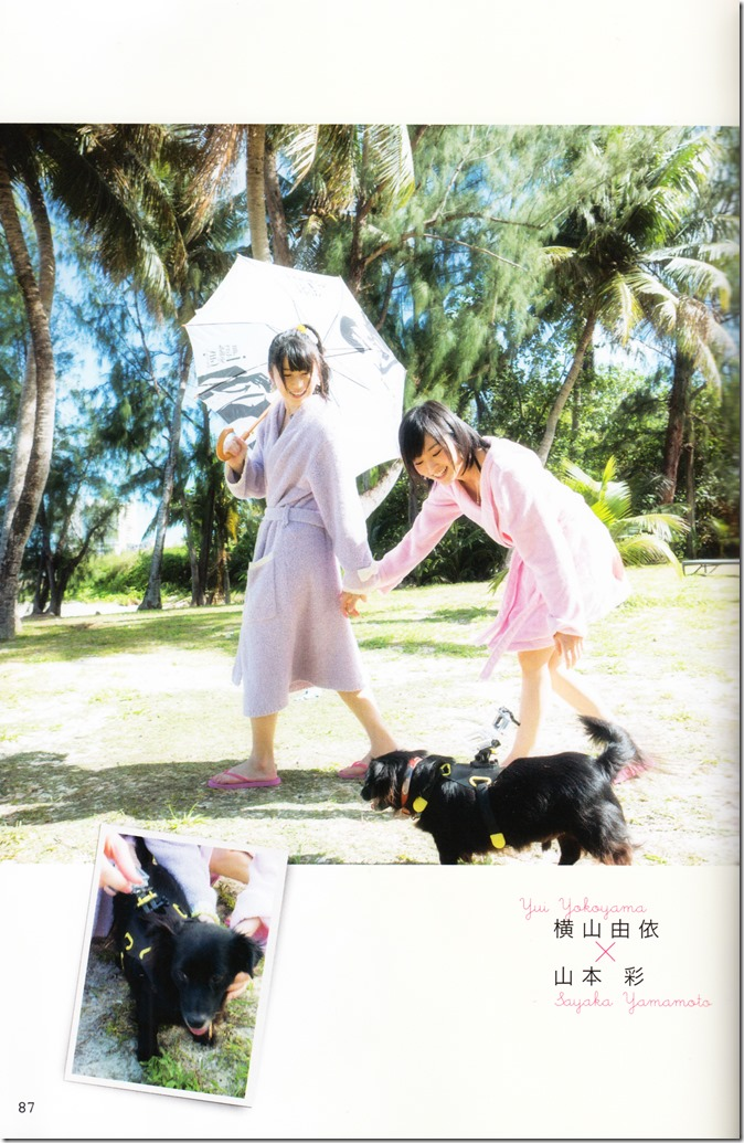 AKB48 no inu kyodai mook (70)