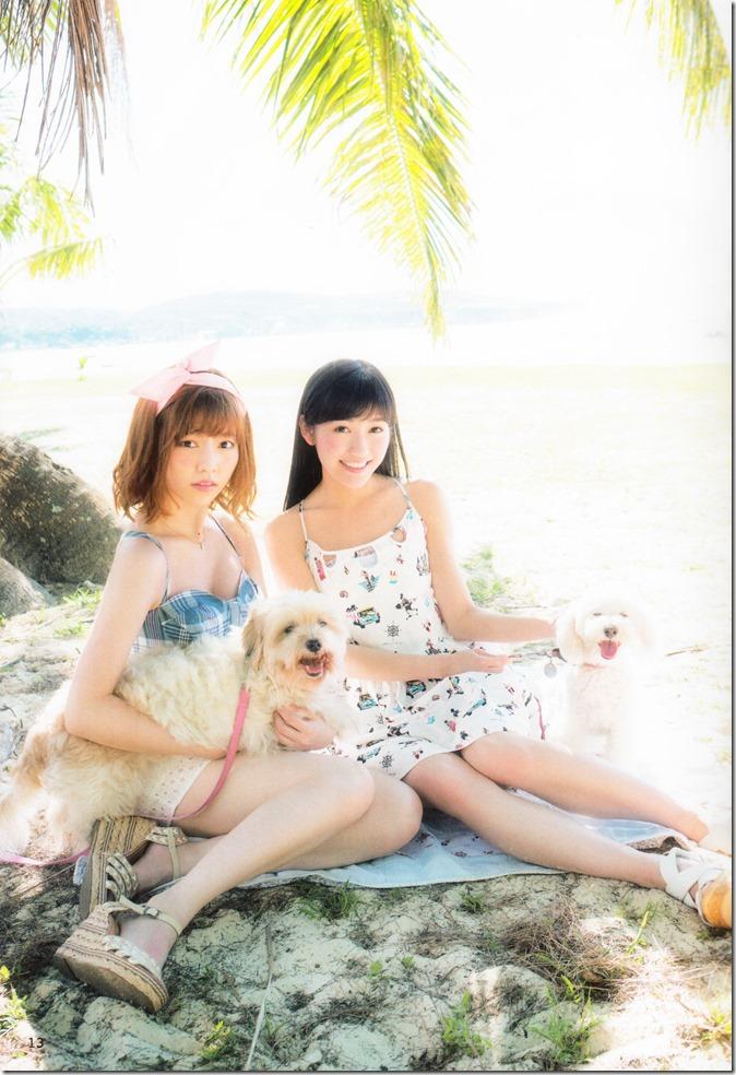 AKB48 no inu kyodai mook (7)