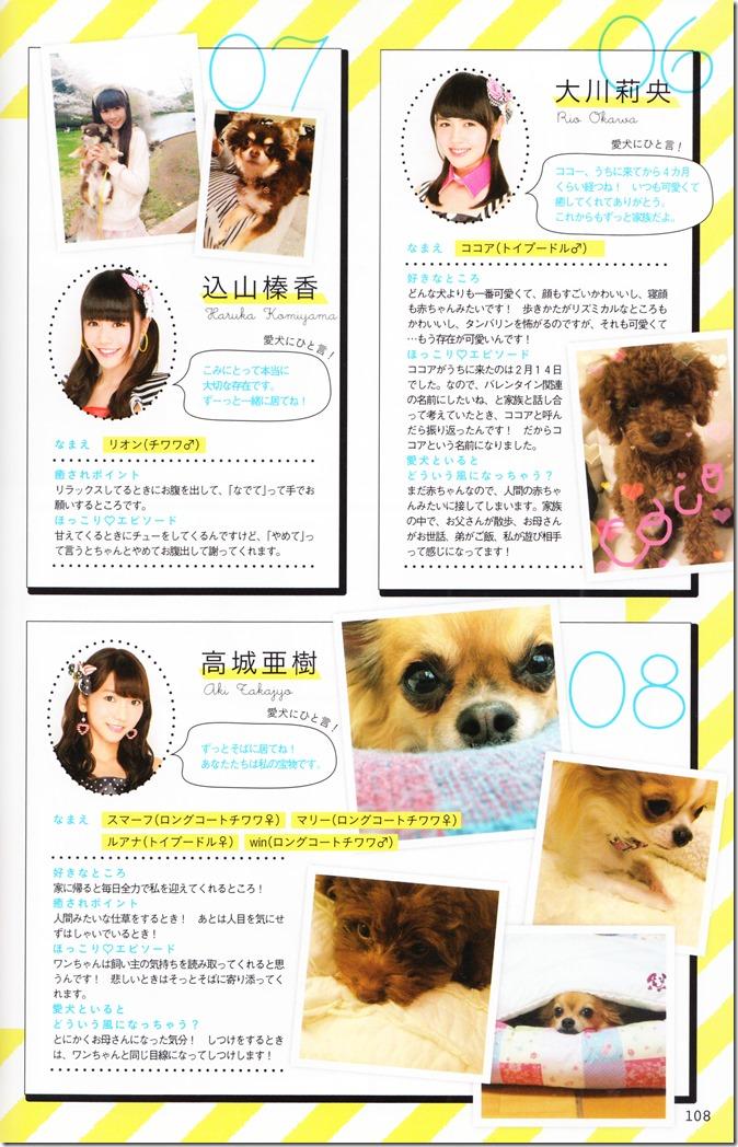 AKB48 no inu kyodai mook (88)