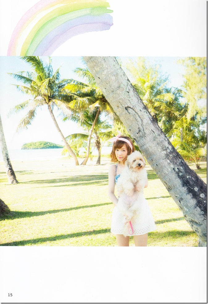 AKB48 no inu kyodai mook (9)