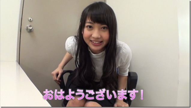 Kizaki Yuria no Team4 MV Micchaku Report (1)