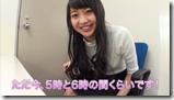 Kizaki Yuria no Team4 MV Micchaku Report (2)