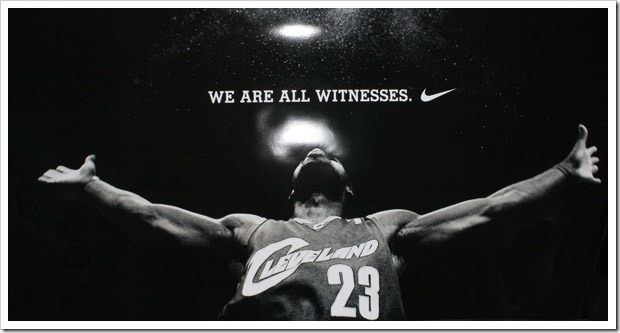 LeBron James....