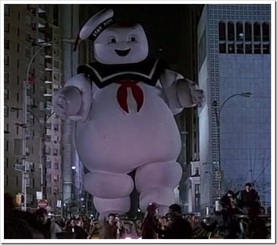 Stay Puft in NY....