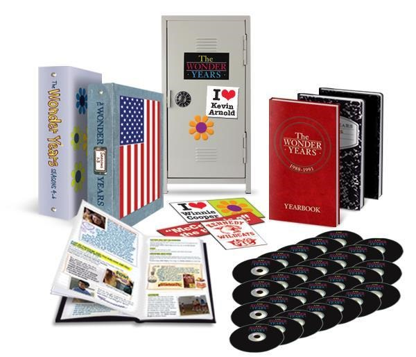 The Wonder Years the complete series on DVD
