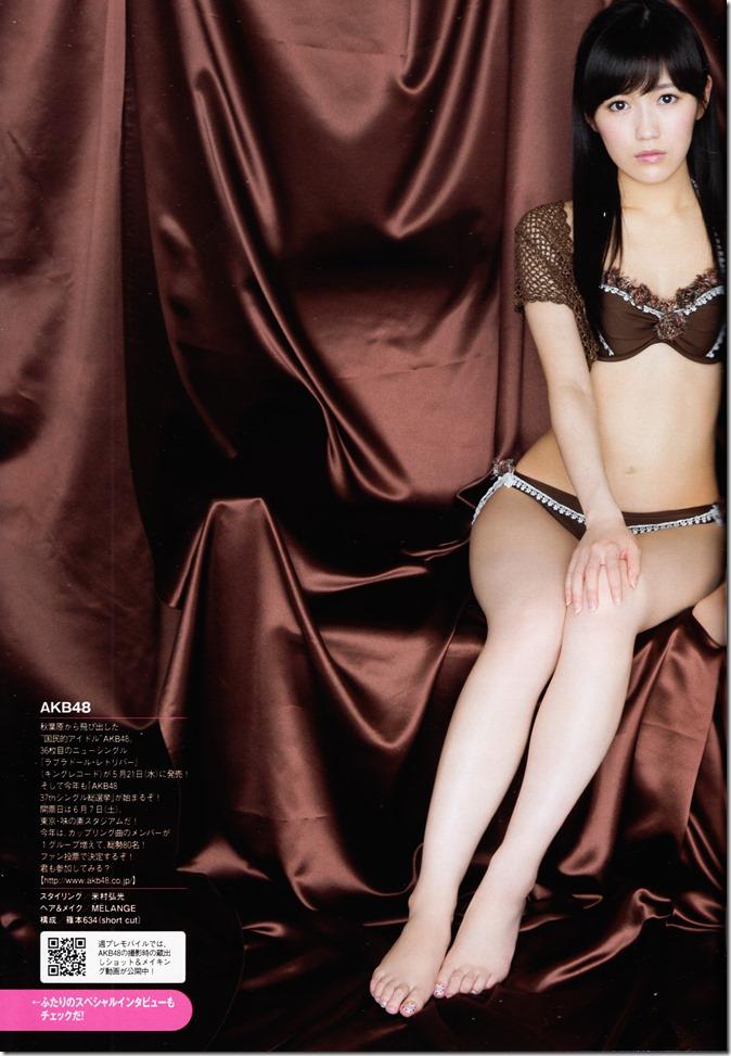 Weekly Playboy no.22 June 2nd, 2014 (8)