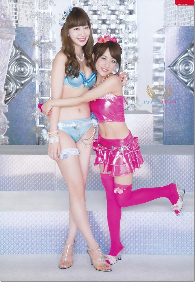 AKB48 2014 Sosenkyo Mizugi Surprise (11)