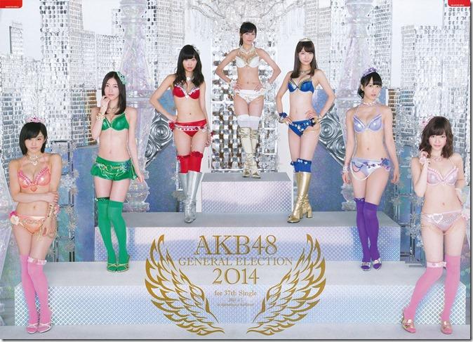 AKB48 2014 Sosenkyo Mizugi Surprise (15)