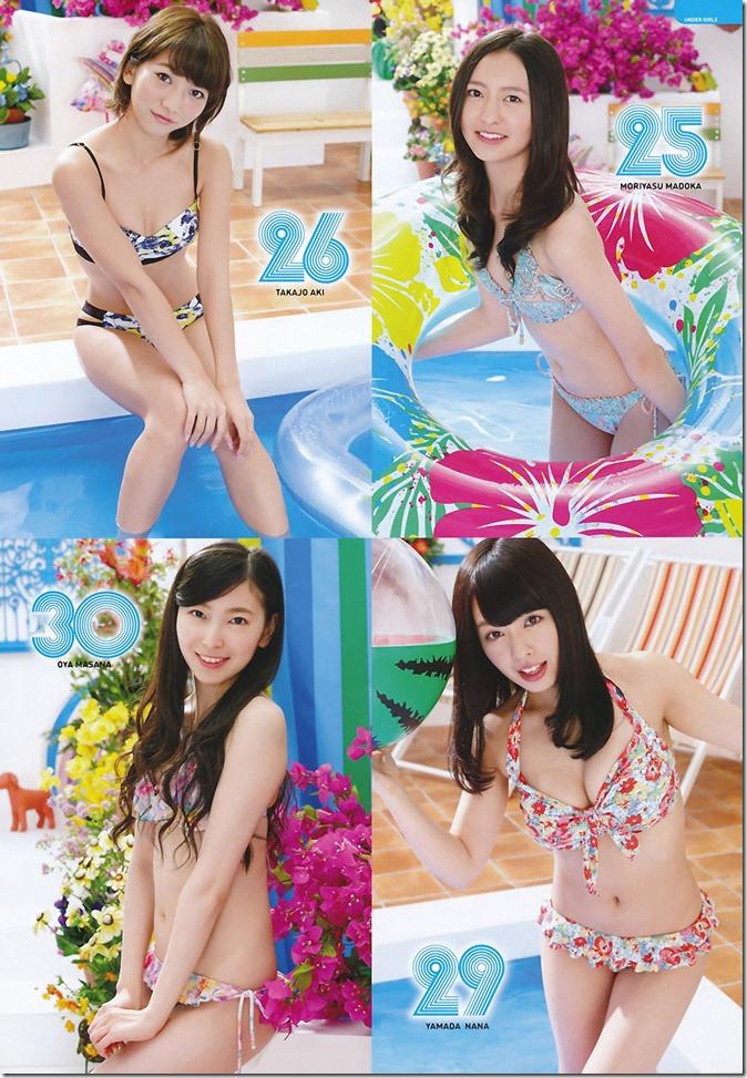 AKB48 2014 Sosenkyo Mizugi Surprise (53)