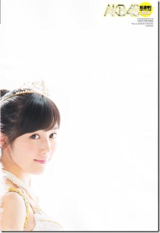 AKB48 2014 Sosenkyo Mizugi Surprise mook (1)