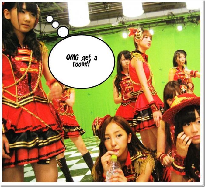 AKB48 yusatsu........