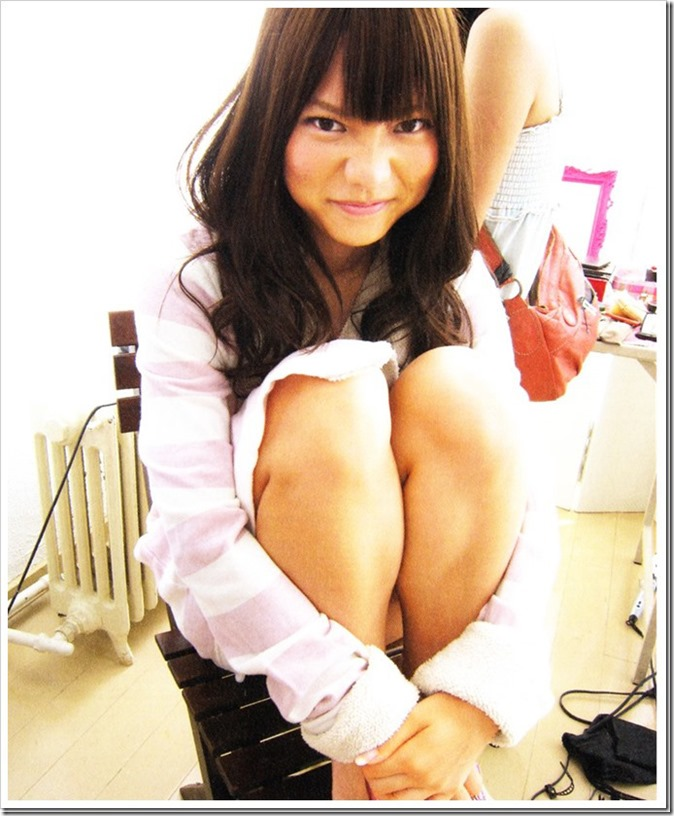 AKB48 Yusatsu album....