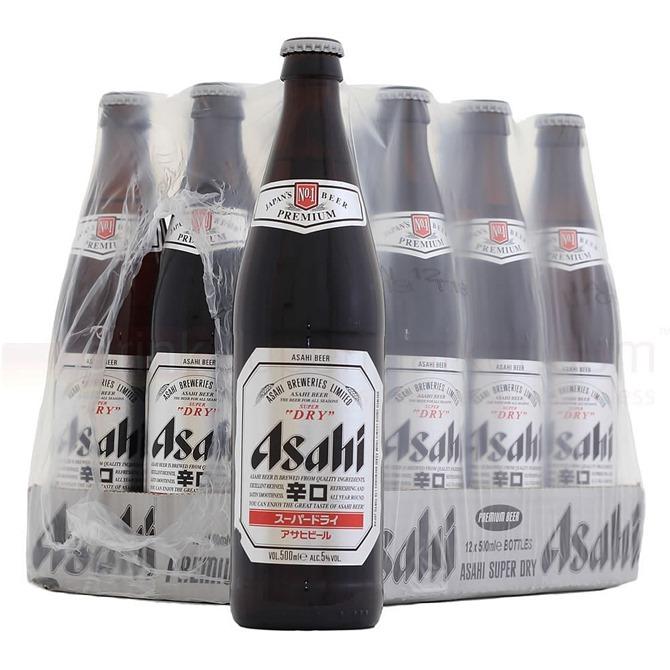 Asahi beer 12 pack