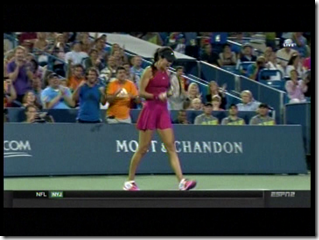 Sharapova vs. Ivanovic U.S. Open Series Western & Southern Open August 16th, 2014 (10)