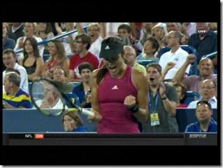 Sharapova vs. Ivanovic U.S. Open Series Western & Southern Open August 16th, 2014 (11)