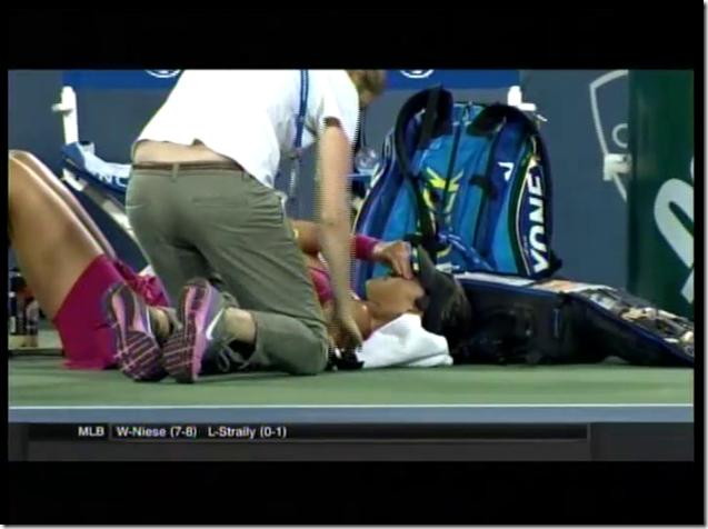 Sharapova vs. Ivanovic U.S. Open Series Western & Southern Open August 16th, 2014 (12)