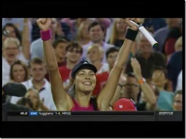 Sharapova vs. Ivanovic U.S. Open Series Western & Southern Open August 16th, 2014 (15)