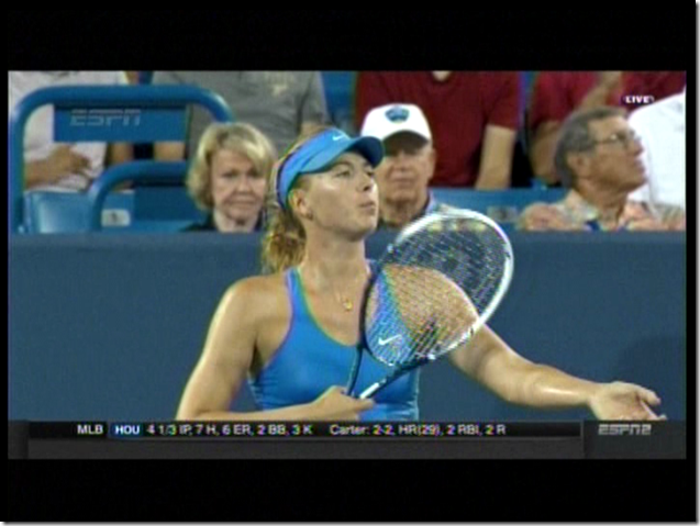 Sharapova vs. Ivanovic U.S. Open Series Western & Southern Open August 16th, 2014 (1)