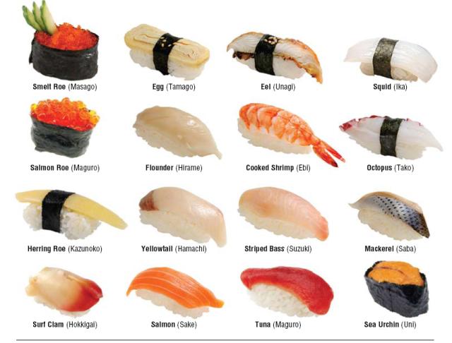Sushi♥!!!!!